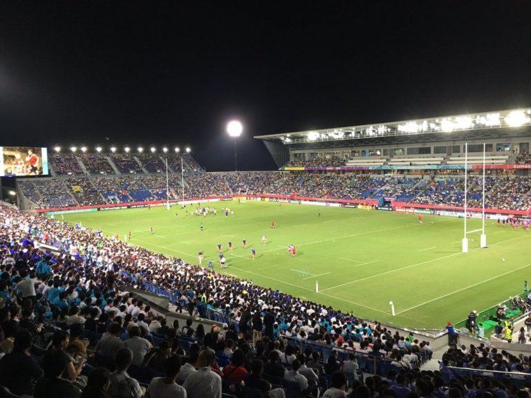 熊谷ラグビー場