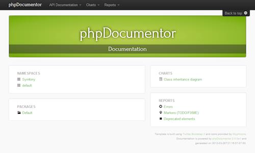 phpDocumentor2